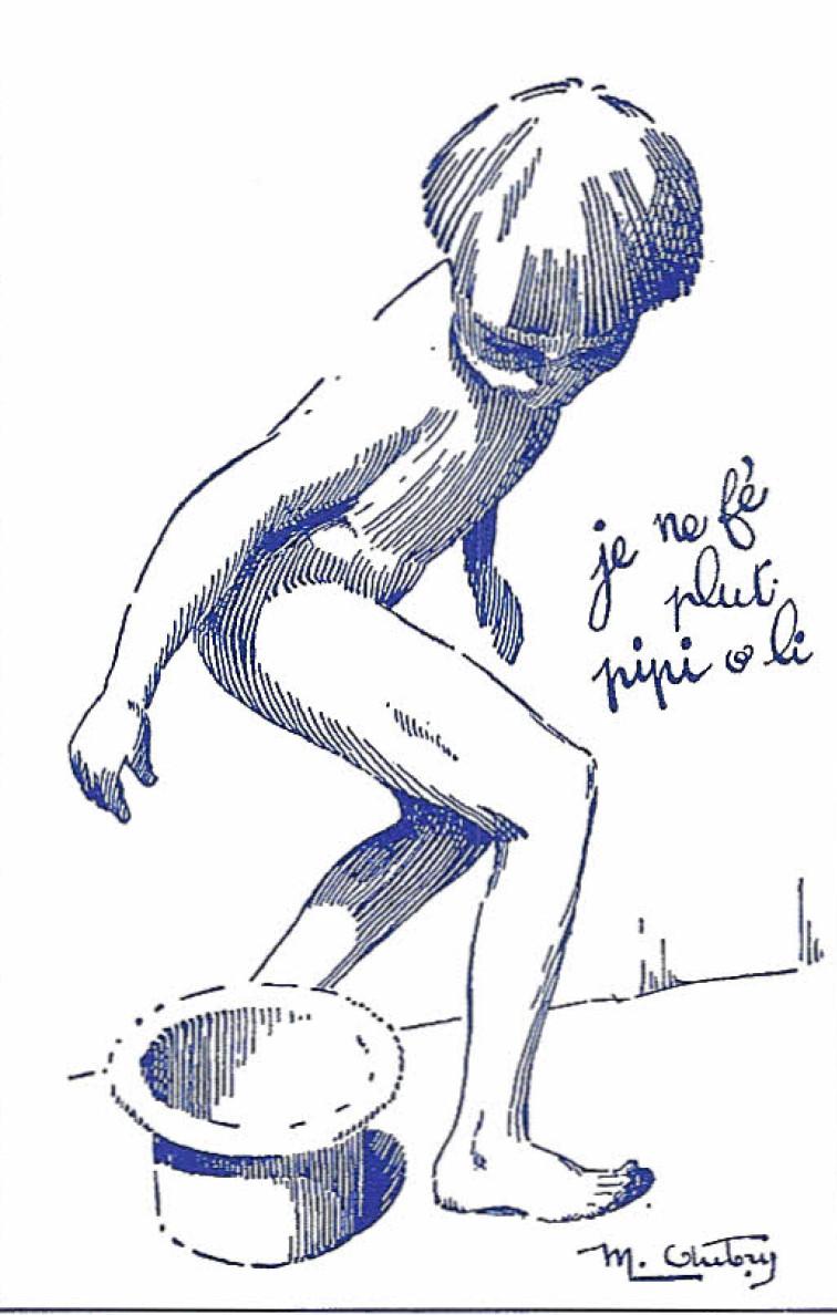 Pipi Stop - énurésie